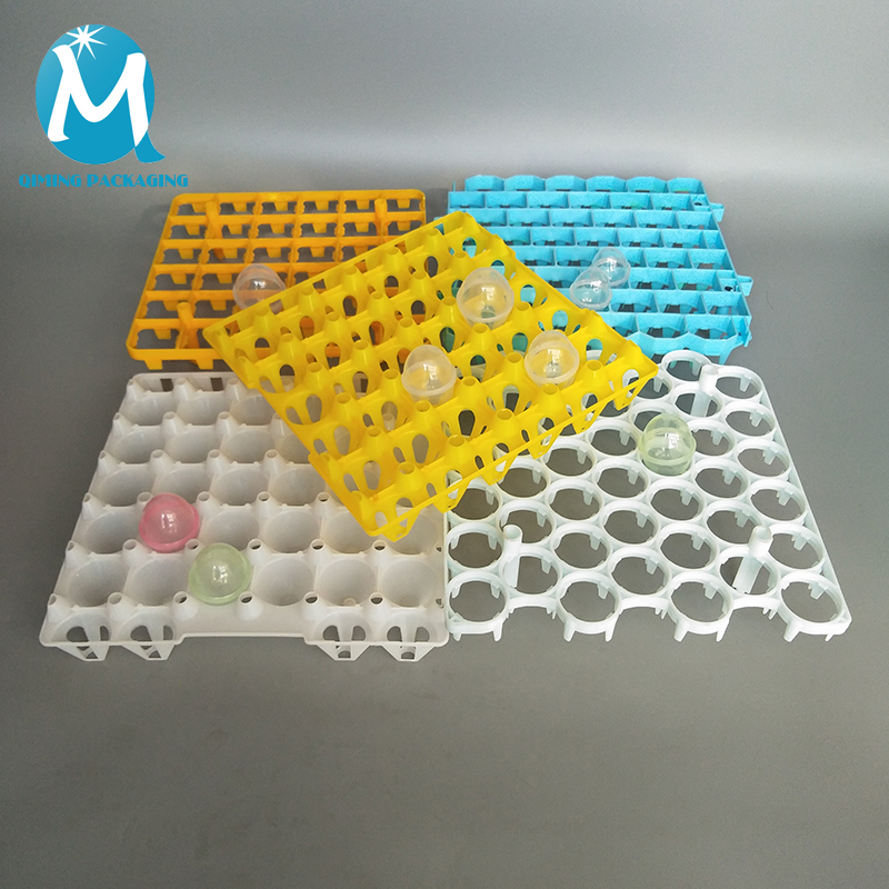 Egg trays Plastic for transportation and incubator