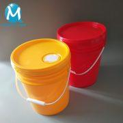 1-25L Plastic cylindrical bucket