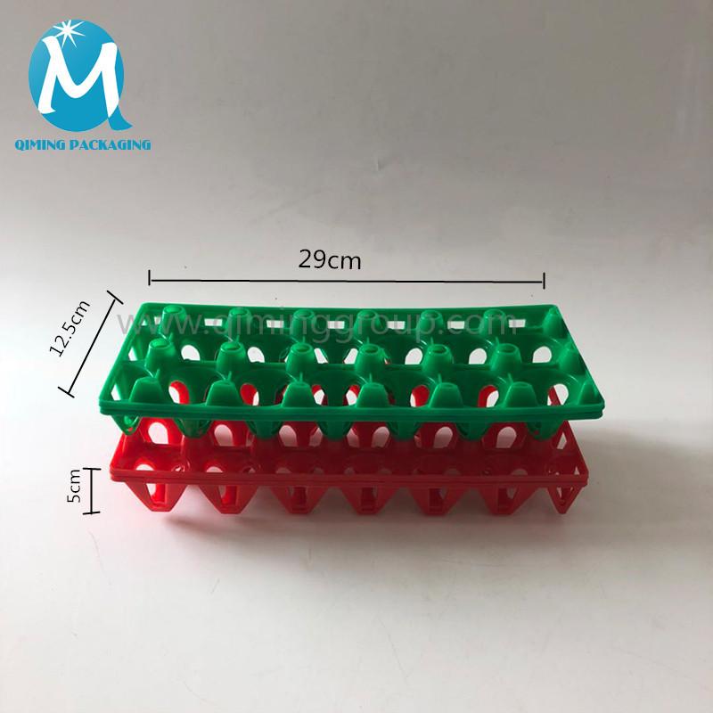12 holes plastic egg tray 1