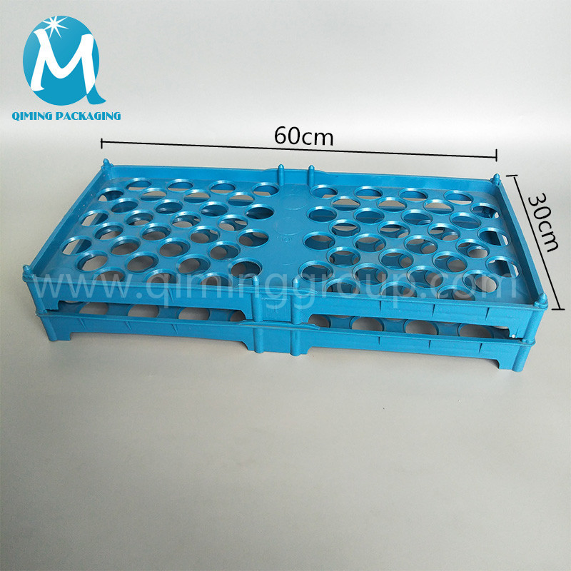 62 holes plastic egg tray 12