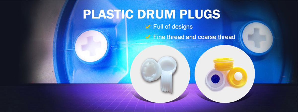 plastic drum bungs