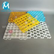 Qiming plastic egg tray for sales