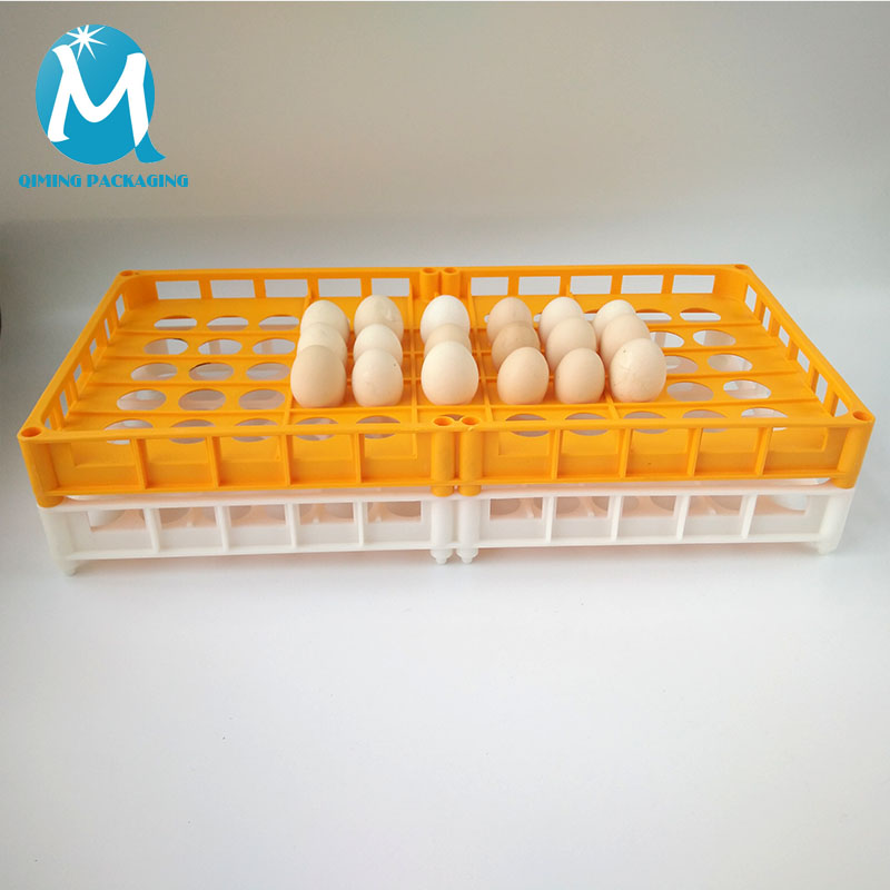 HDPE Plastic Egg Trays