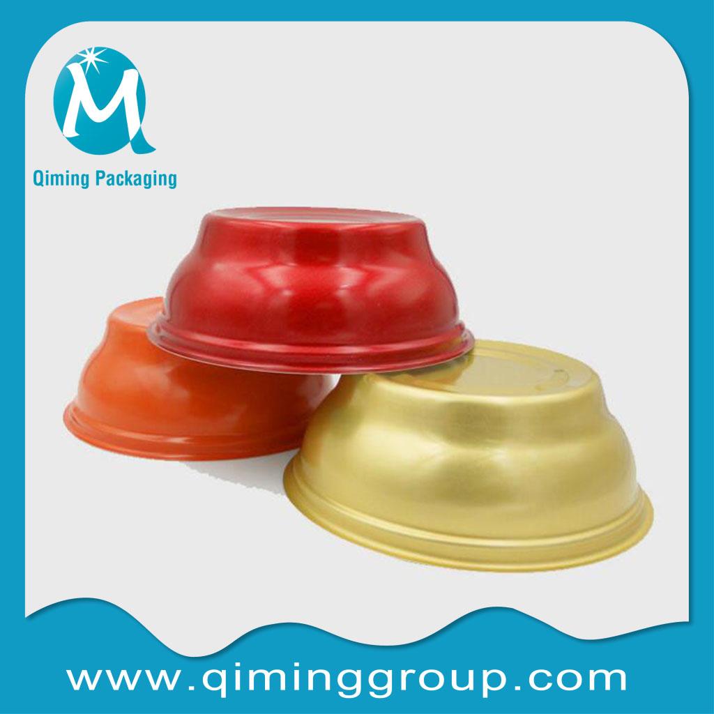 Aluminum Cans bowls