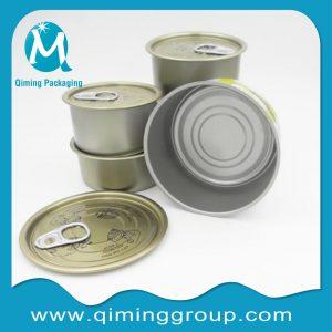 Aluminum Cans Bowls Printing Qiming Packaging Lids Caps