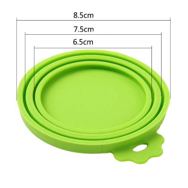 pet food can covers size 88 mm 75mm