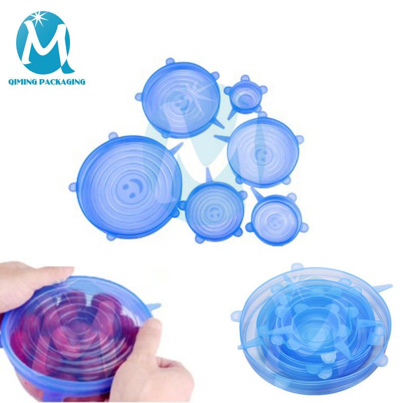 stretch silicone lids