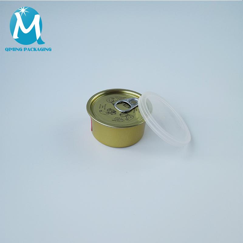 pet food tin can