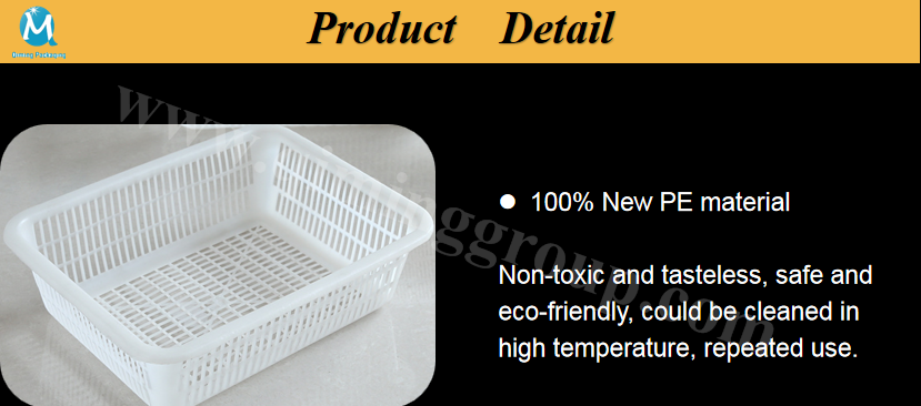 Plastic Vegetable Basket