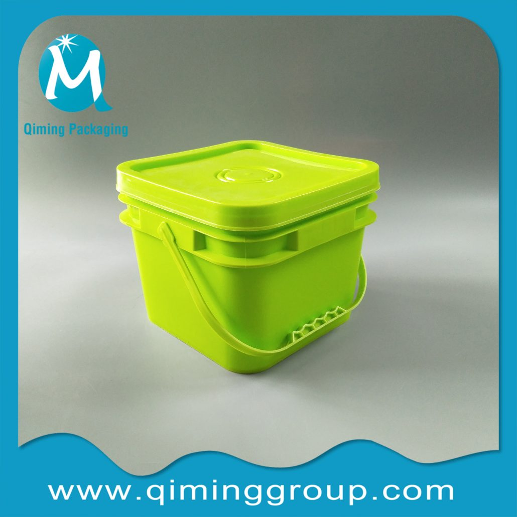 plastic square bucket3