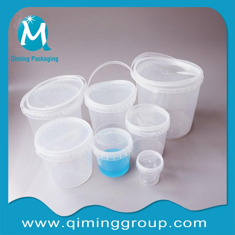 round plastic bucket pails6