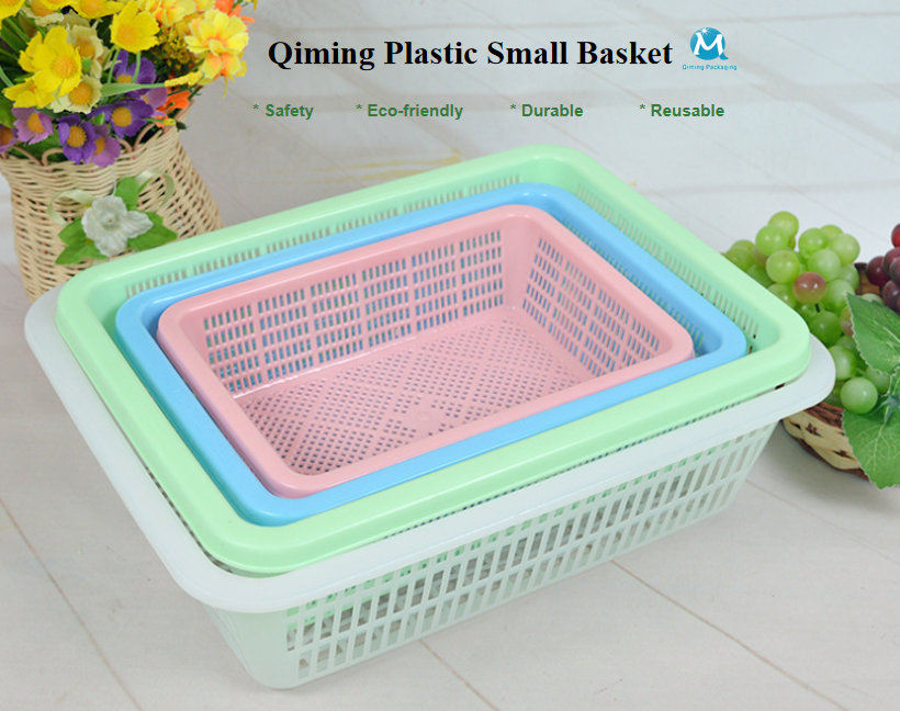 Plastic Vegetable Baskets
