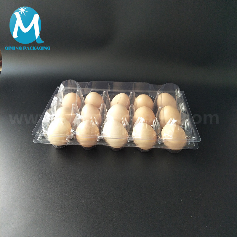 clear Egg cartons