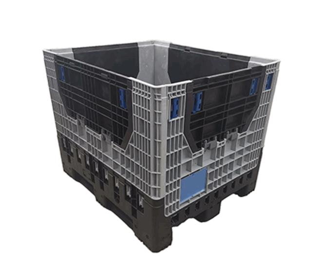 plastic box pallet