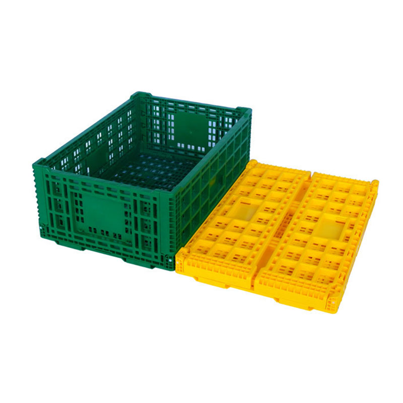 PLASTIC COLLAPSIBLE CRATES folding crate