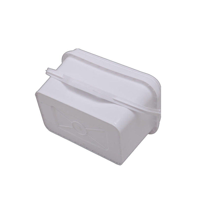 rectangle plastic buckets 10L