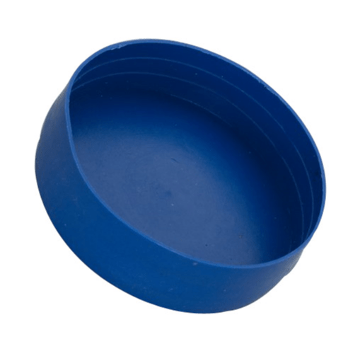 plastic cap for steel pipe end protection
