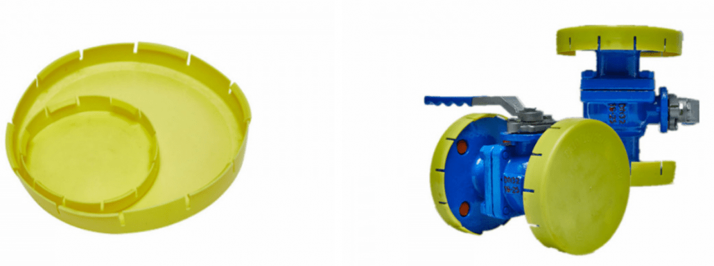 valve flange protectors
