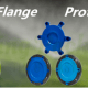 push in flange protectors