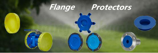 push in flange protectors