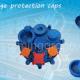 plastic pipe cap end protectors