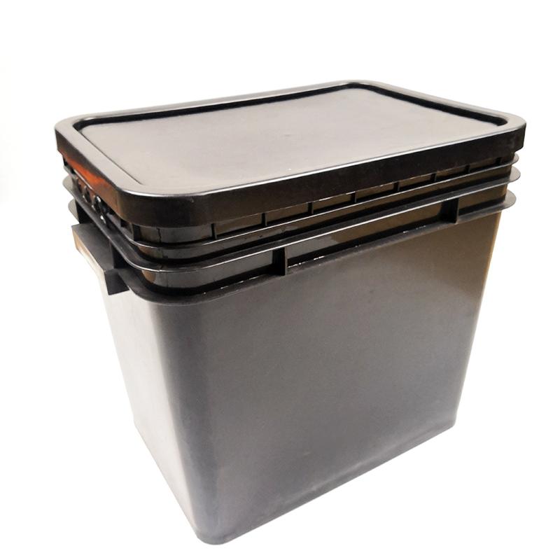 cheap rectangular plastic bucket
