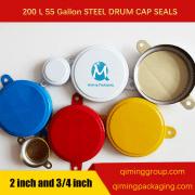 Logo Printed Cap Seal Manufacturer