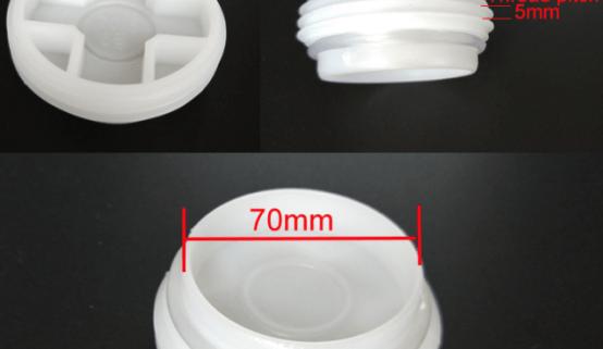 plastic drum bung plug