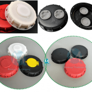 IBC tank screw top lid cover