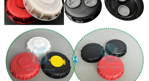 IBC tank screw top lid cover