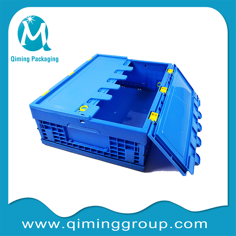 collapsible plastic crates baskets