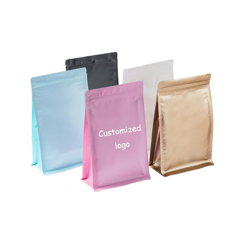 8 seal zipper bags