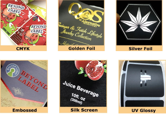custom labels stickers