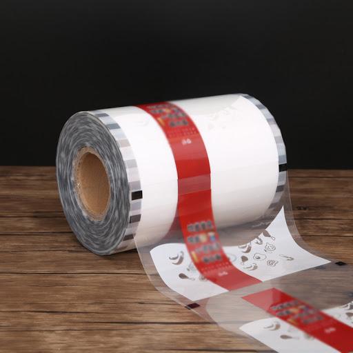 custom printed roll stock packaging