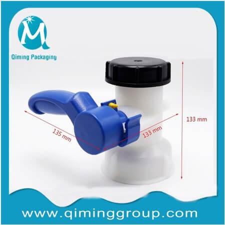 ibc tank valve inlet