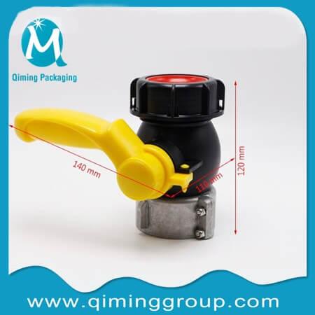 ibc tanks valve inlet
