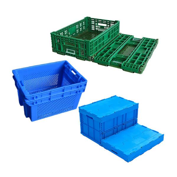 plastic turvoner baskets crates
