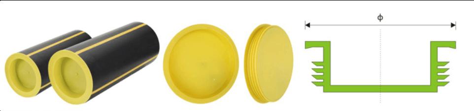 pipe end cap