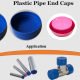 pipe end cap