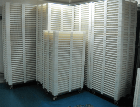 Plastic Drying Trays