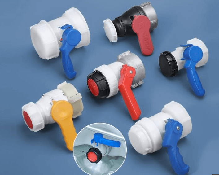 IBC valve