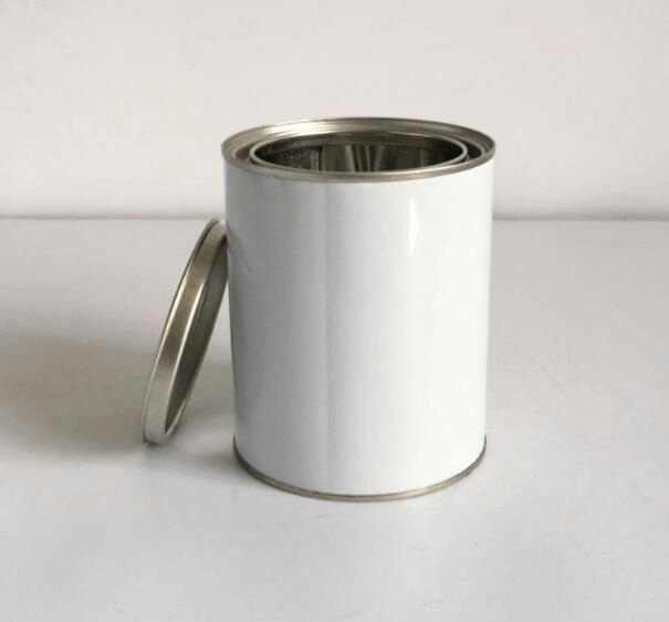 paint tin cans