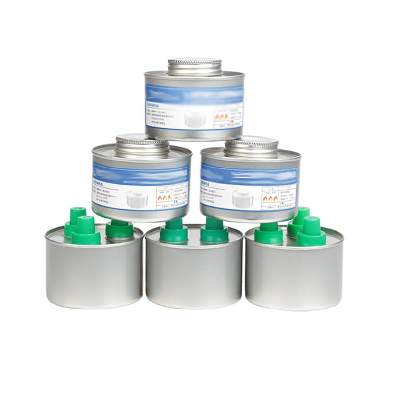 6-Hour Cap Wick Chafing Fuel Cans