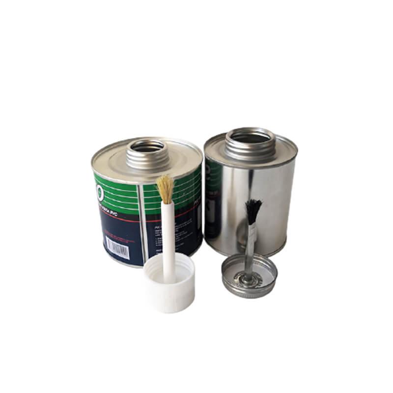 glue tin can