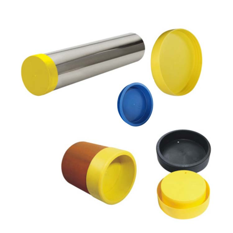 Pipe protection Ends Gas Pipe Protectors Steel Pipe PVC Water Pipe protection caps