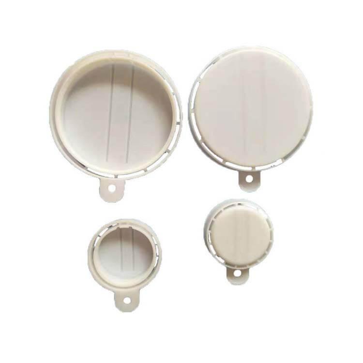 plastic drum cap seals2 inch Plastic Snap On Cap Seals