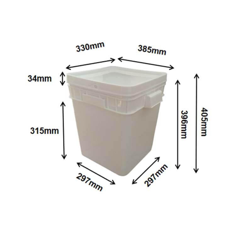 square buckets (30)